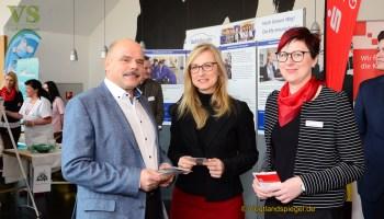 Vogtlandhalle Greiz: Bestens besuchte Ausbildungs-und Fachkräftebörse
