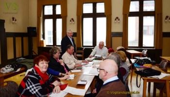 Seniorenbeirat der Stadt Greiz kam zu turnusmäßiger Sitzung zusammen