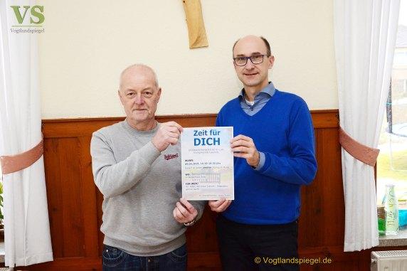 """Evangelisch-Lutherische Kirchgemeinde Caselwitz: """"Zeit für Dich"""""""