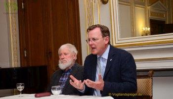 Greiz-Besuch von Bodo Ramelow: Gesprächskultur blieb auf der Strecke