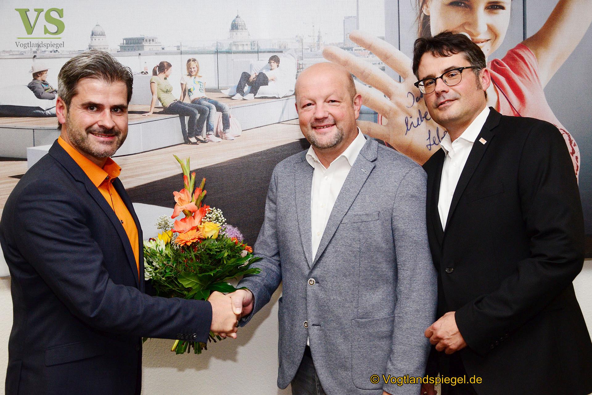 DAK-Gesundheit Greiz: Jörg Vollmer ist neuer Chef
