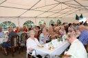 Fröhliches Miteinander beim Sommerfest der Volkssolidarität Greiz