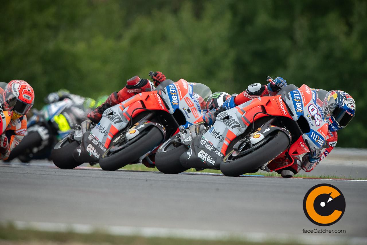 MotoGP im Nachbarland Tschechien