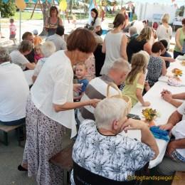 Hohndorfer Kita lud zum traditionellen Oma-und Opa-Nachmittag ein