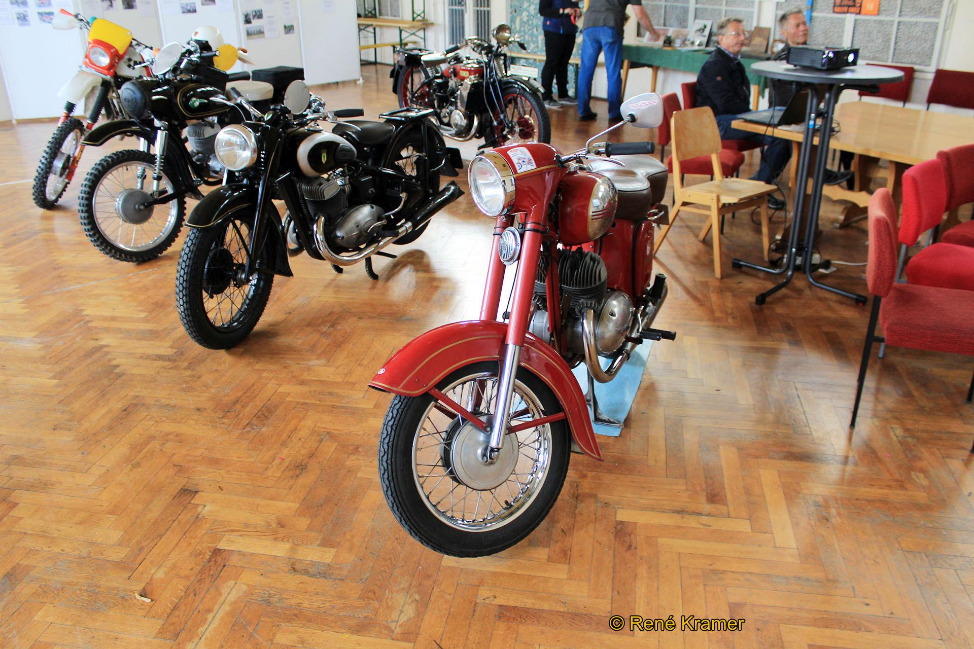 MC Greiz feiert mit Ausstellung 60-jährigen Bestehens.