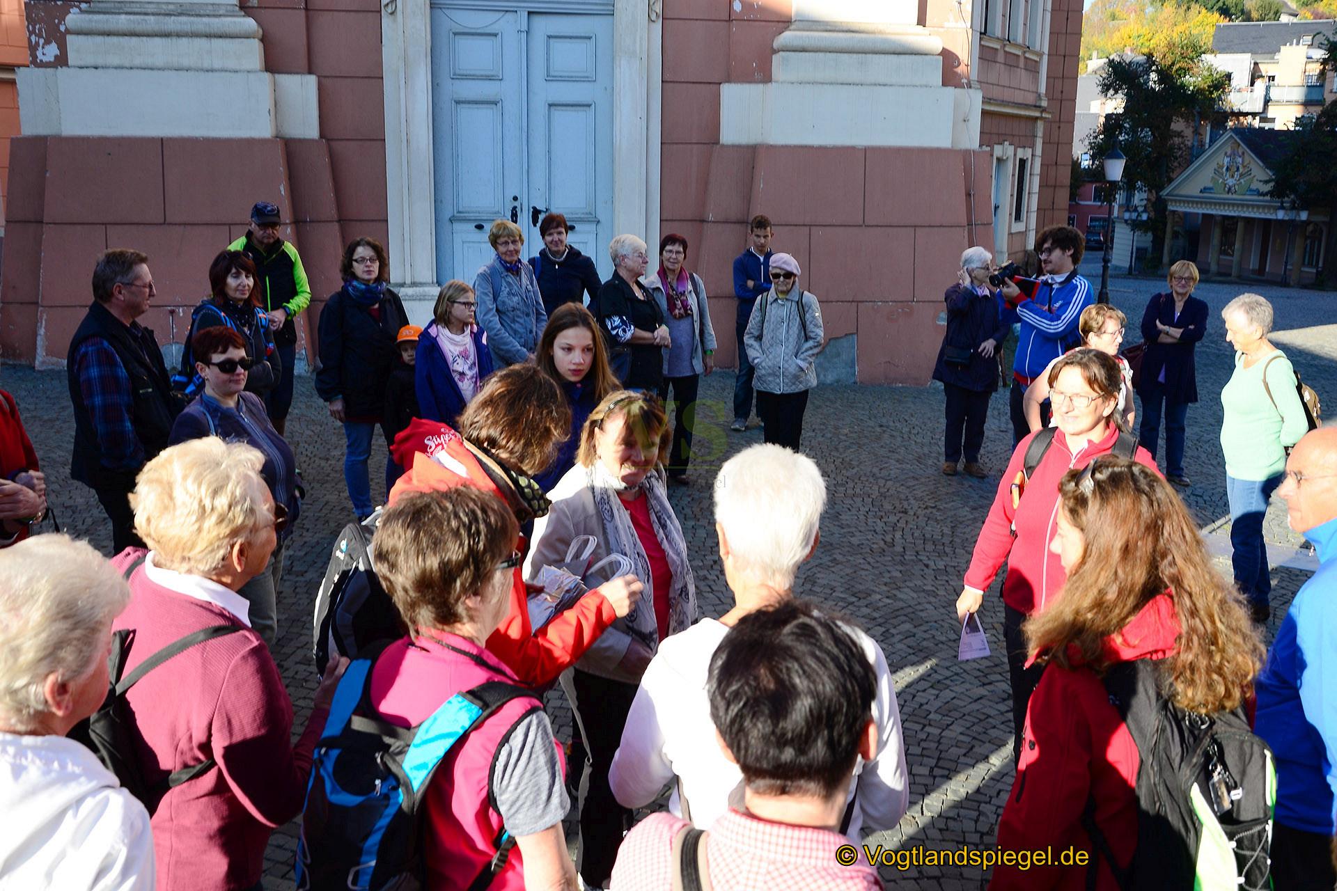 Diakonieverein Carolinenfeld: Wandern für den guten Zweck