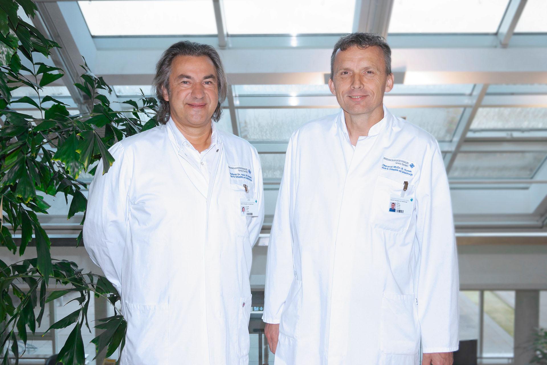 Kreiskrankenhaus Greiz: Verstärkung in der Chirurgischen Praxis des MVZ