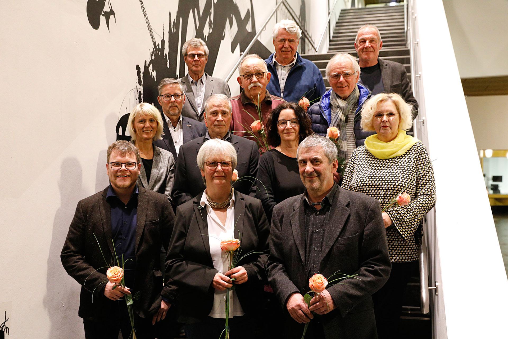 SPD-Ortsverein Greiz: Neuer Vorstand und frischer Wind für die Kommunalwahl 2019