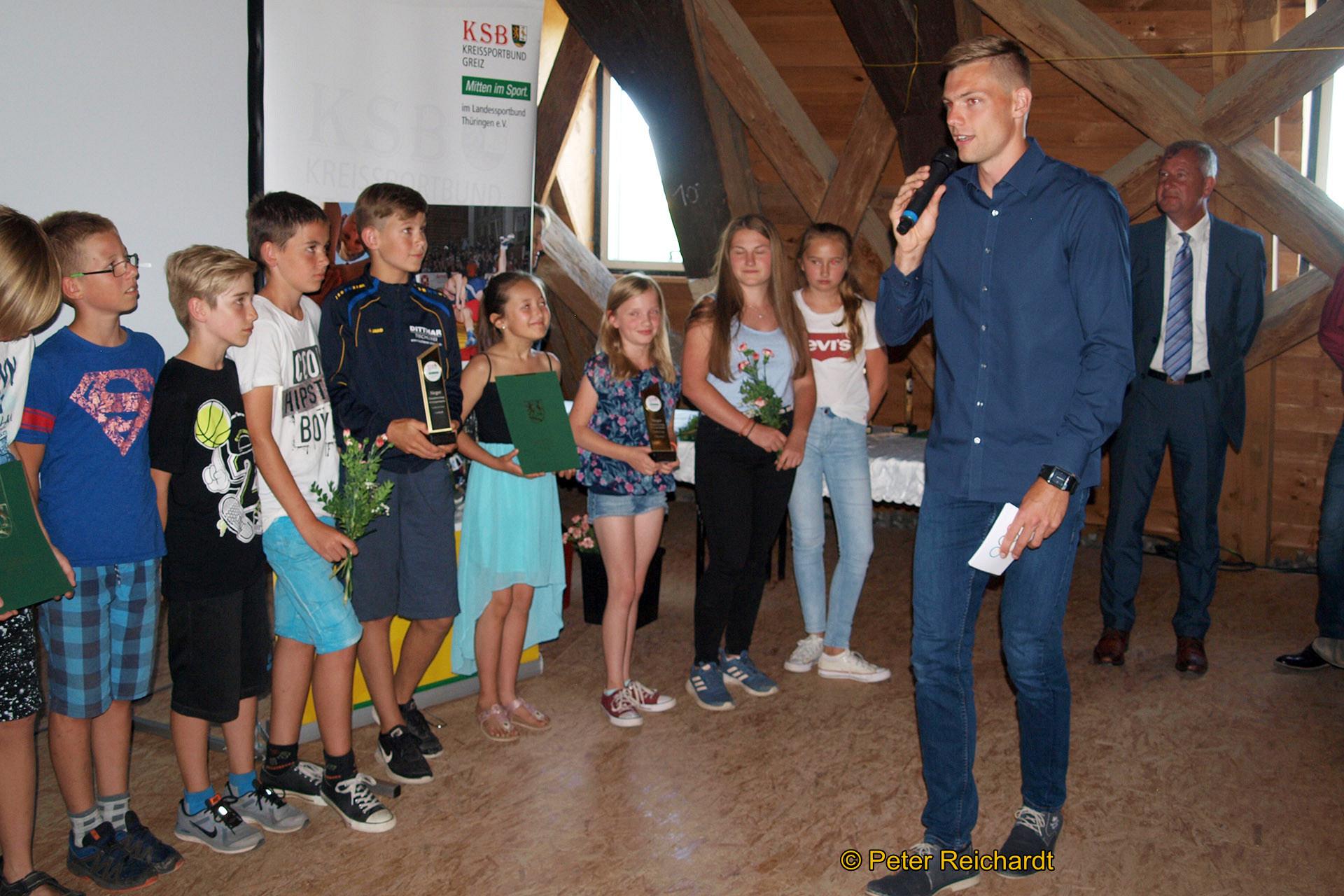 1.638 Kinder und Jugendliche ermittelten bei den Kreisjugendspielen 2019 im fairen Wettstreit in 21 Sportarten ihre Besten