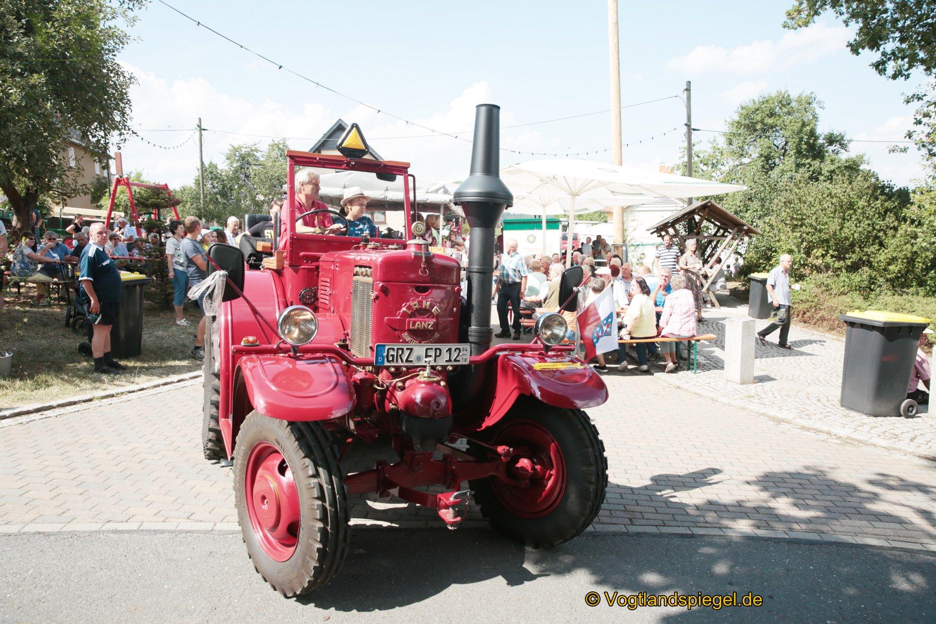 Zum traditionellen Sommerfest wurde am Wochenende nach Pansdorf eingeladen