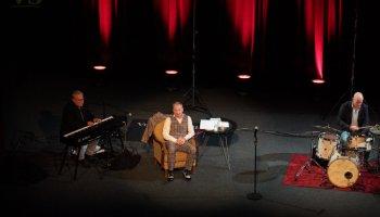 Am Sonntag gastierte Uwe Steimle und Band in der Vogtlandhalle Greiz vor ausverkauftem Hause