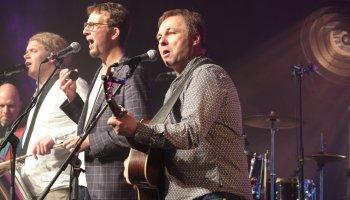 Die Simon & Garfunkel Revival Band gastierte am Samstag in der Vogtlandhalle Greiz.