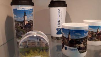 Online-Shop der Tourist-Information Greiz