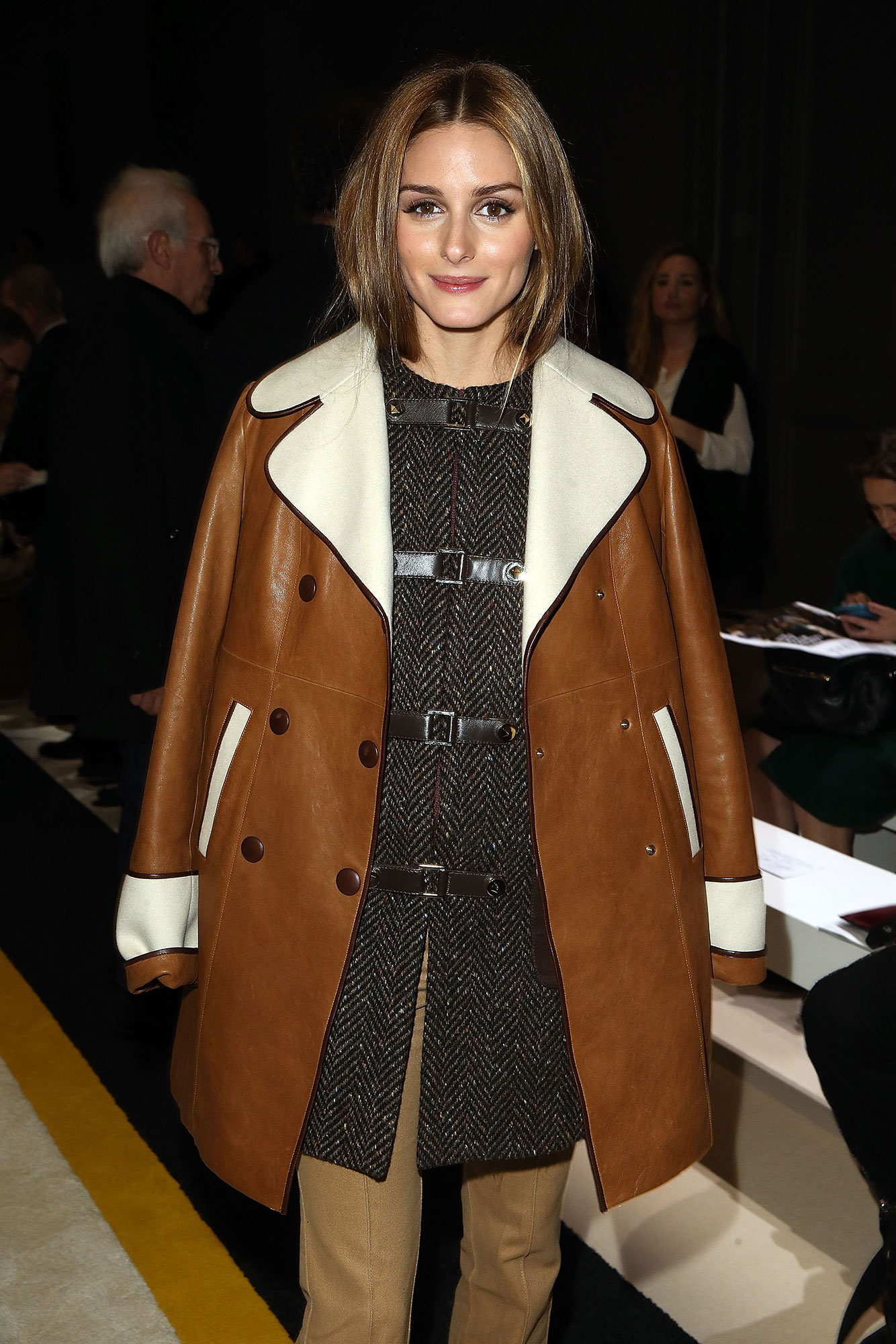 Gisele Bndchen Olivia Palermo And More Match Their