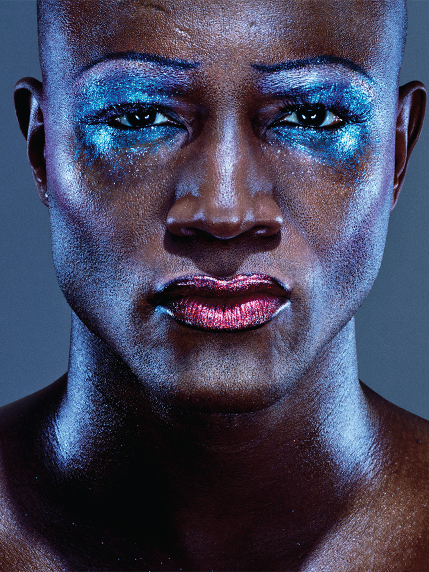 Taye Diggss First Appearance As Hedwig Is Perfect Vogue
