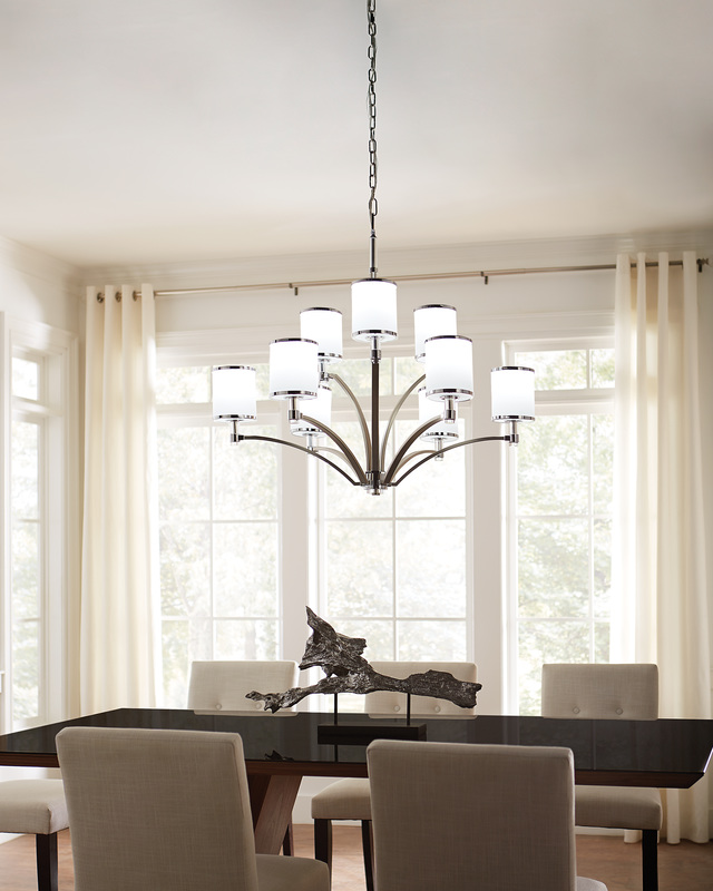 The Prospect Park Collection Includes 5 And 9 Light Chandeliers A 3 Island Chandelier 4 Pendant 2 Semi Flush Mount 1 Mini