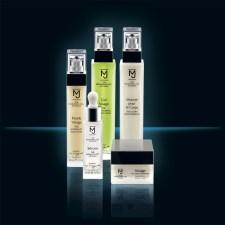 Siero antirughe viso MJ Beauty Collection: cellule staminali vegetali contro i segni del tempo