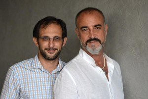 Alex Kfoury e Nicola Paparusso, i fondatori di AFG