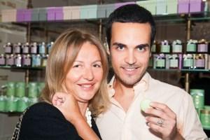 Con  Edoardo Alaimo