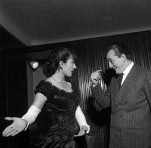 Una mostra sul mito di Maria Callas