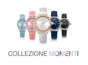 Miluna gioielli e orologi - Collezione Momenti