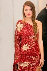 Abito India Tahm Couture