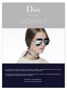 Diorsplit sunglass