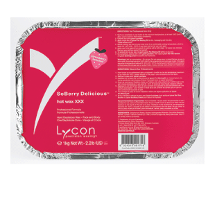 Lycon So Berry Delicious Hard Wax
