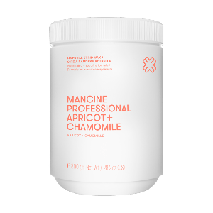 Mancine Apricot Chamimile Strip Wax - Vogue Beauty