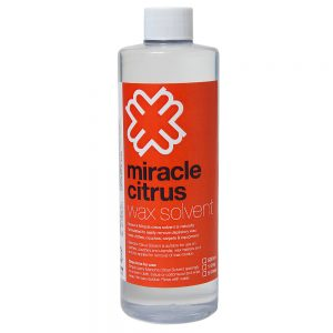 Mancine Miracle Wax Solvent