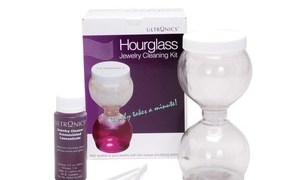 Jewelry Cleaning Kit
