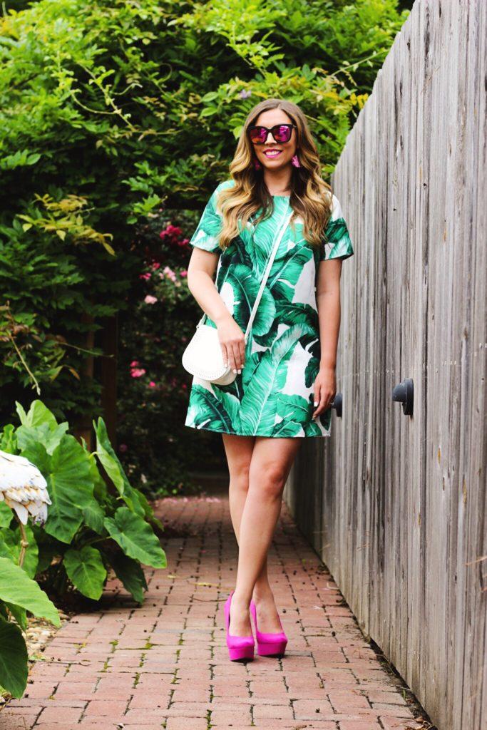 aura-palm-print-dress