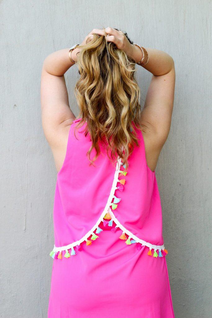 cute-tassel-dress