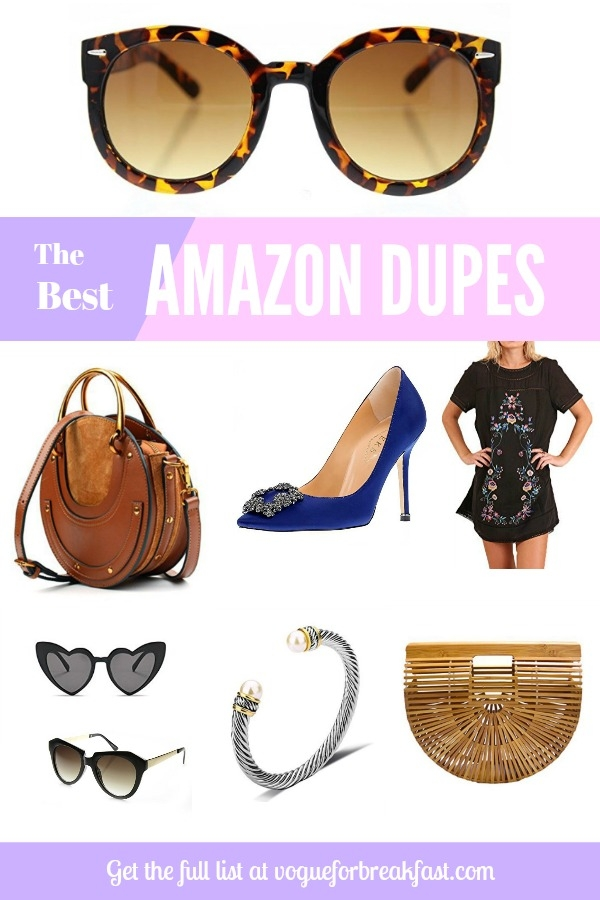 db2a79fe4a84 Best Amazon Dupes + Favorite Amazon Purchases - Vogue for Breakfast