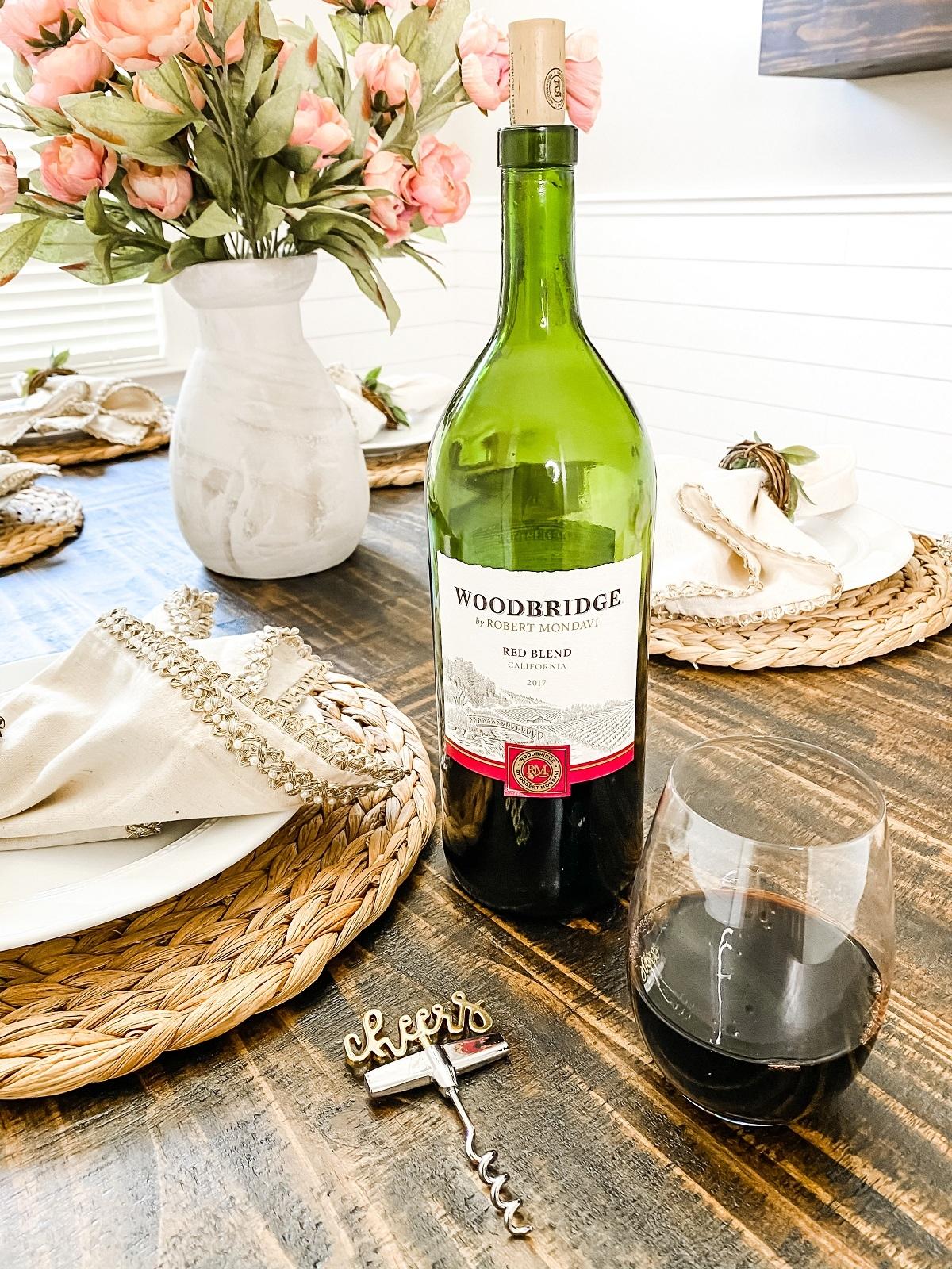 wine essentials, wine night, tabletop