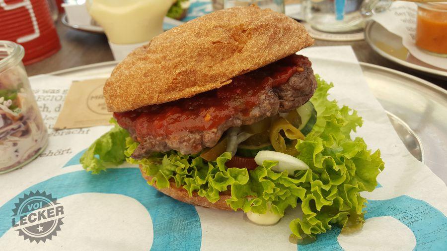 Gringoburger im MAX + MUH Passau
