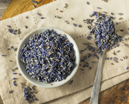 Lavendel Gewürz