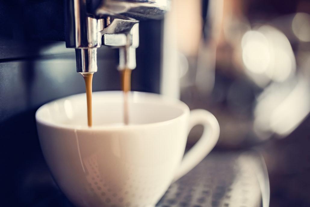 Kaffe kochen - Espresso