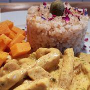 Curry Geschnetzeltes