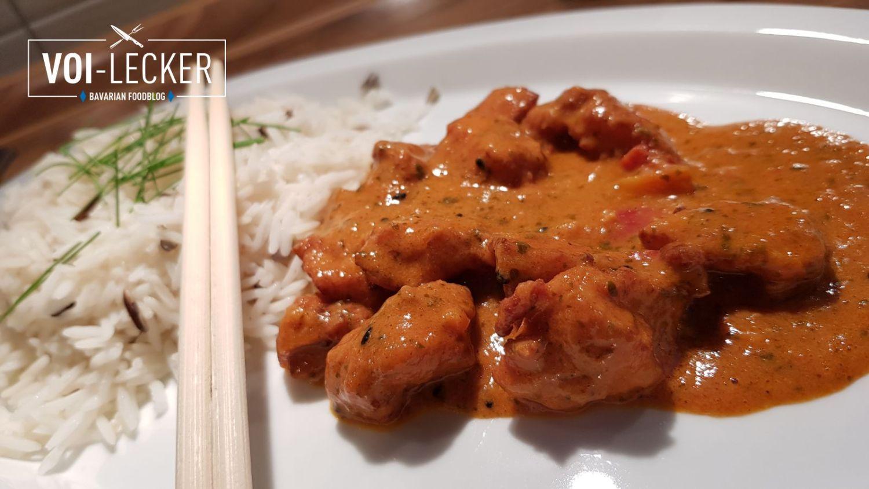 YOUCOOK Fertiggericht - Indisches Chicken Tikka