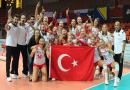Turki Juarai Euro Women Volleyball U19 2020