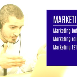Marketing bottom up, Marketing relazionale, Marketing 121, Contact Center