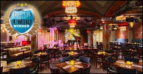 VOICE Daily Deals 55 For Two Tickets To Rockwell Table