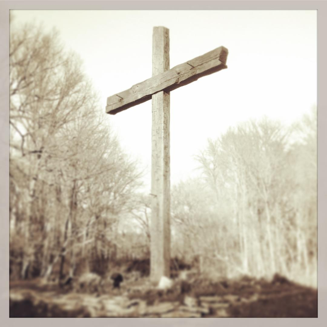 Everything else is fading away ... Only love remains. #goodfriday #thecross #voiceministries #voiceministriescamp #jonthurlow