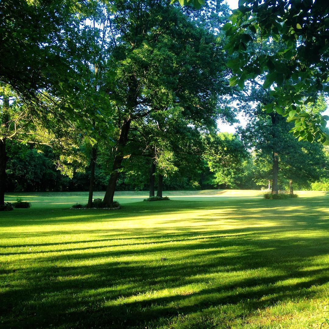 The smell of fresh cut grass and the long evening shadows.... Good day today. #VoiceMinistries #voiceministriescamp