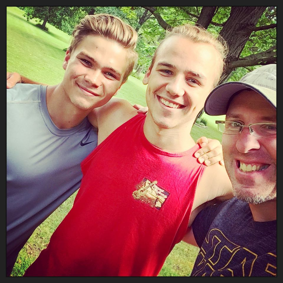 Operations Team… these guys rock out so much work every week, it's awesome! Thanks Caleb and Jake! Happy 20th today to Jake too! #VoiceMinistries #VoiceMinistriesCamp