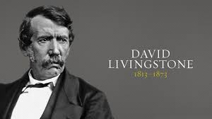 Open-air Preacher Dr. David Livingstone