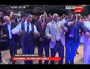 Watch The Diplomatic Live Service