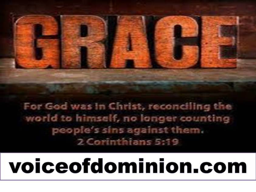 Jesus Reveals Grace And Truth To Us