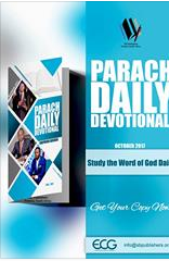 Parach Daily Devotional by Dr. Shepherd Bushiri